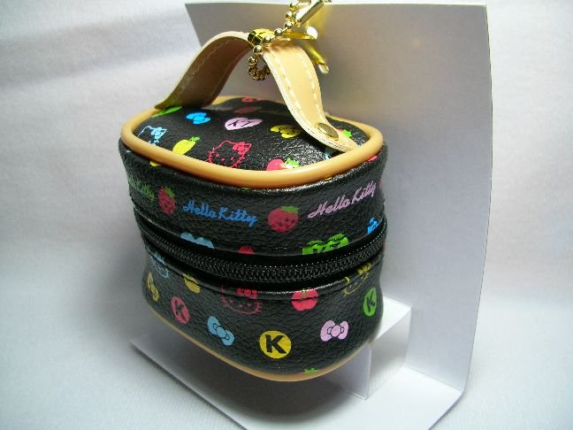 Image 1 of Japan Limited Sanrio Hello Kitty Mini Bag Coin Purse Part 2 #5