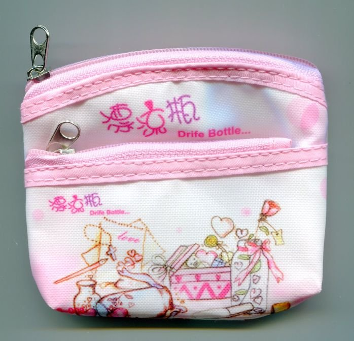 Image 0 of Drife Bottle Coin Purse Bag #1 (A0673)
