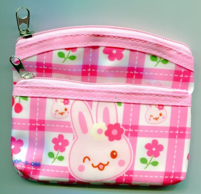 Image 0 of Rabbit Coin Purse Bag #1 (A0677)