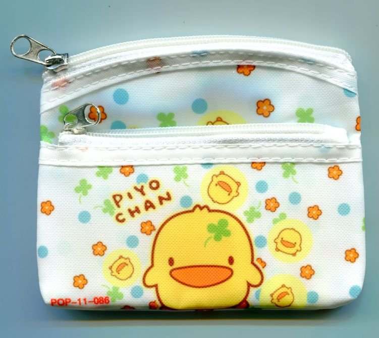 Image 0 of Piyo Chan Coin Purse Bag #1 (A0680)