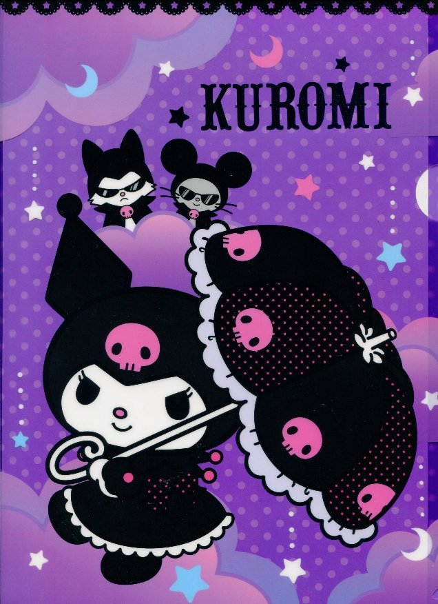 Anime Animals besides Mlp Villains Fan Art additionally Wall together with Playboy Wallpaper additionally Sanrio kuromi a4 plastic file folder 15. on bunnies wallpaper