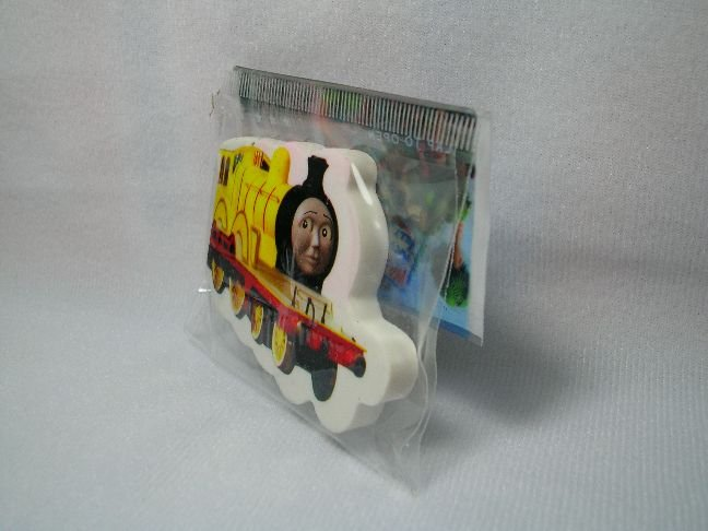 Image 1 of Thomas and Friends Eraser #4 (S0346)