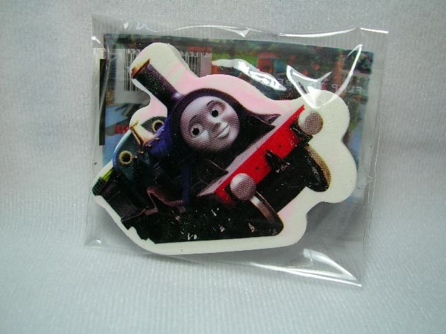 Image 0 of Thomas and Friends Eraser #6 (S0348)