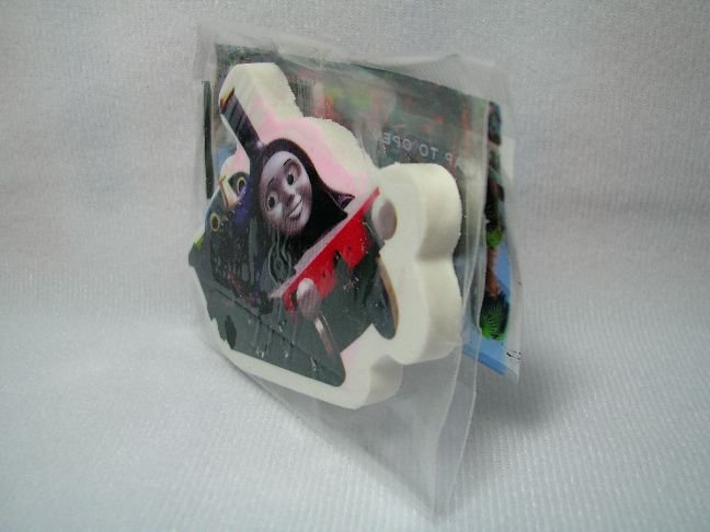 Image 1 of Thomas and Friends Eraser #6 (S0348)