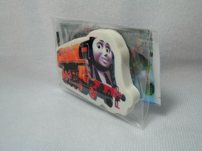 Image 1 of Thomas and Friends Eraser #7 (S0349)