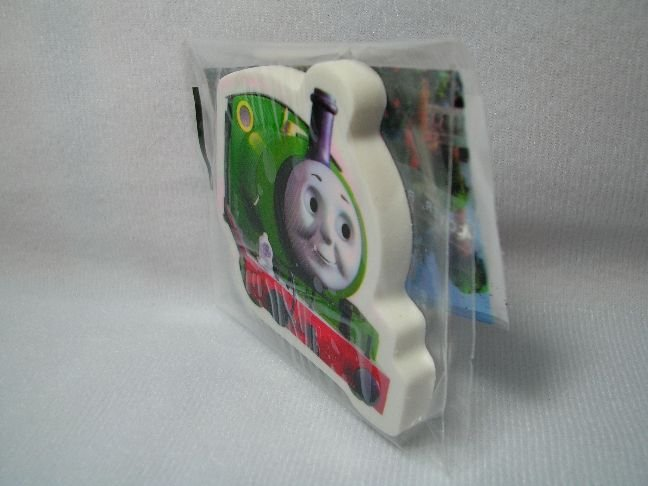 Image 1 of Thomas and Friends Eraser #8 (S0350)