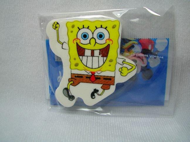 Image 0 of SpongeBob and SquarePants Eraser #7 (S0359)
