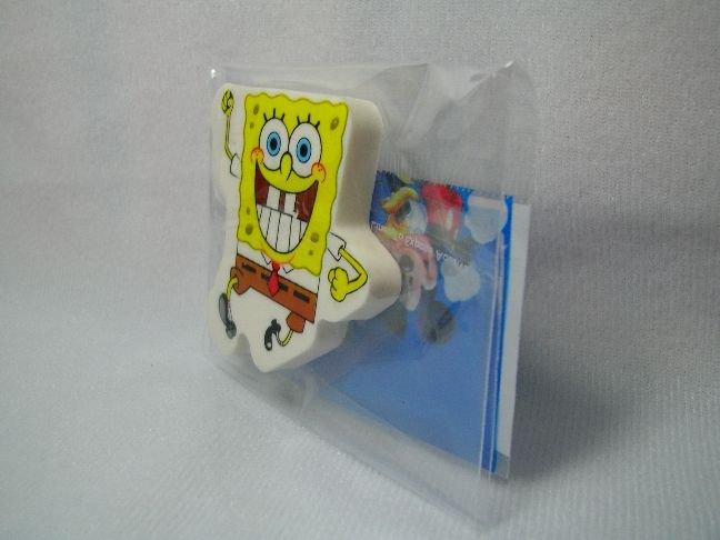 Image 1 of SpongeBob and SquarePants Eraser #7 (S0359)
