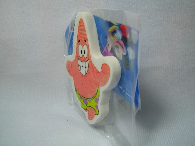 Image 1 of SpongeBob and SquarePants Eraser #11 (S0363)