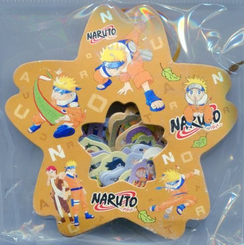 Image 0 of Naruto Sticker Set Pack Sack #1