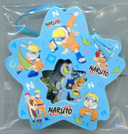 Image 0 of Naruto Sticker Set Pack Sack #2