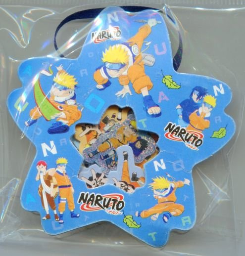 Image 0 of Naruto Sticker Set Pack Sack #4