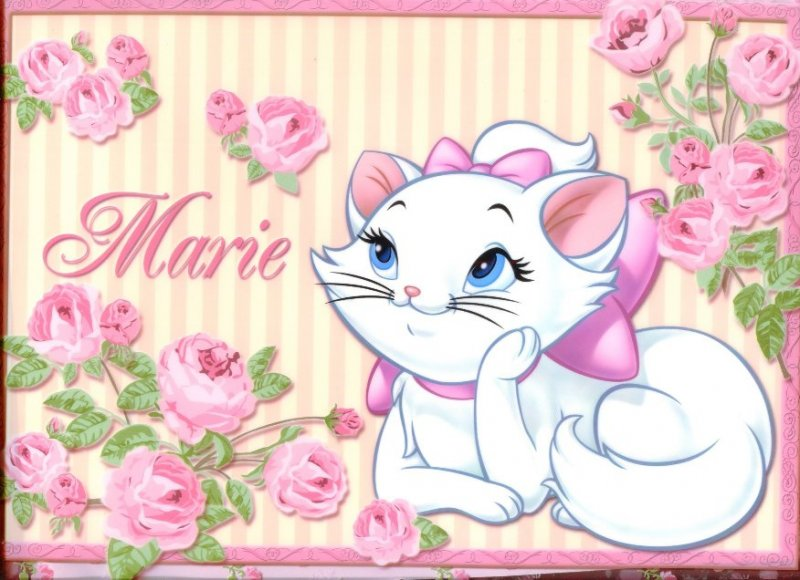 Marie The Aristocats Cake Ideas And Designs