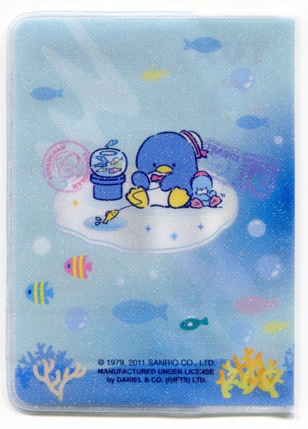 Image 1 of Sanrio Tuxedosam Shiny Passport Cover Holder #1 (SH0065)