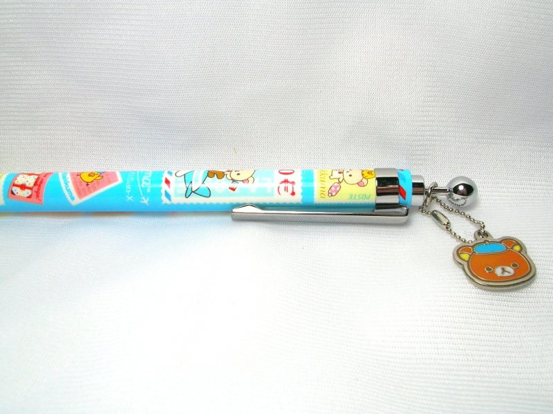 Image 0 of San-X Rilakkuma Relax Bear 0.5mm Mechanical Pencil #4 (SL0052)