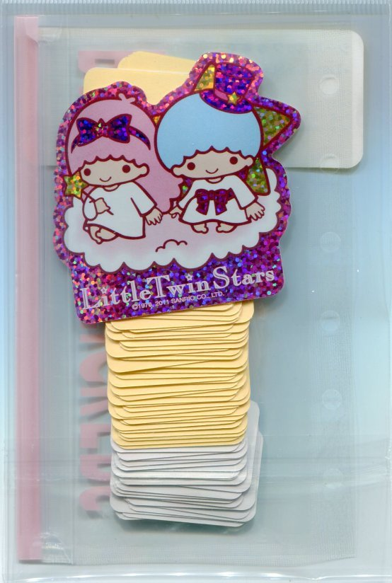 Image 1 of Sanrio Little Twin Stars Sticker Set Sack Pack #5 (IP0099)