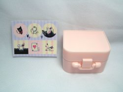 Thumbnail of San-X Sentimental Circus 6 Stamps and Case Set #1 (SS0086)