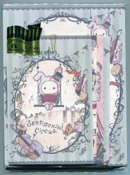 Thumbnail of San-X Sentimental Circus 4 Design Letter Set #6 (L1040)