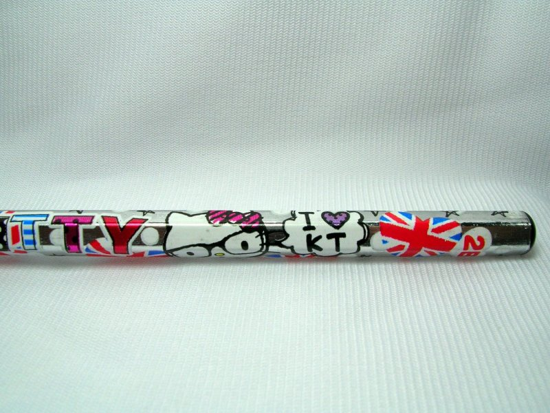 Image 1 of Sanrio Hello Kitty 2B Wooden Pencil #1 (PN0141)