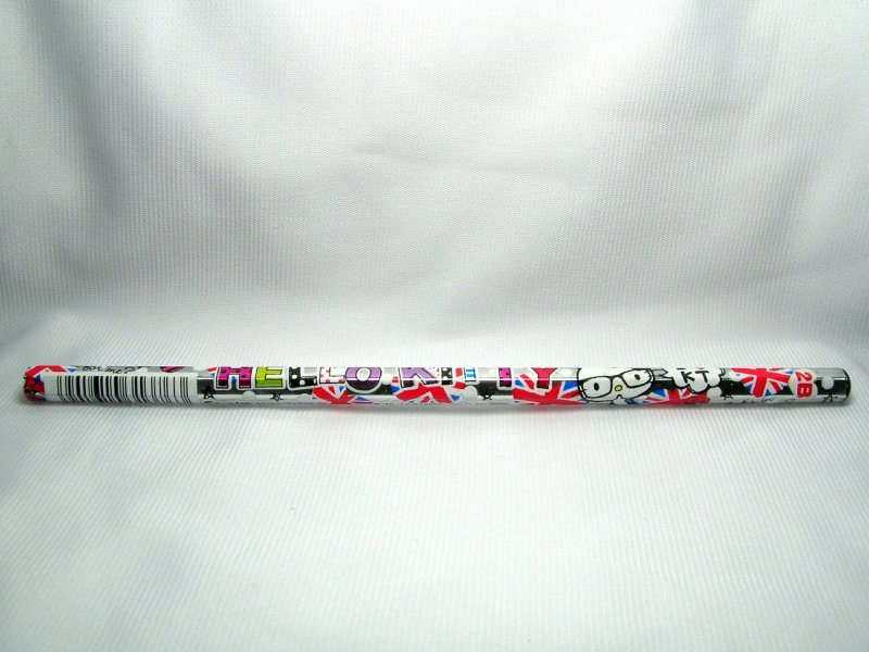 Image 3 of Sanrio Hello Kitty 2B Wooden Pencil #1 (PN0141)