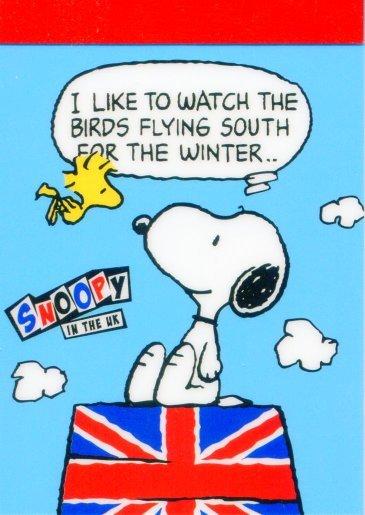 Image 0 of Peanuts Snoopy 2 Design Mini Memo Pad #3 (M1204)