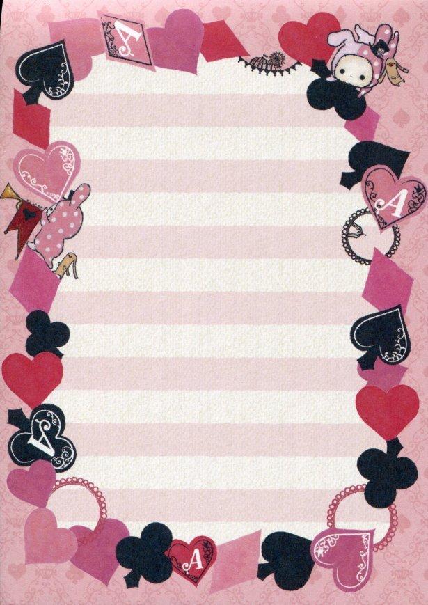 Image 5 of San-X Sentimental Circus 5 Design Memo Pad #9 (M1207)