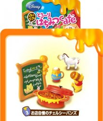 Thumbnail of Re-ment Doll House Disney Winnie the Pooh Cafe Miniature #3