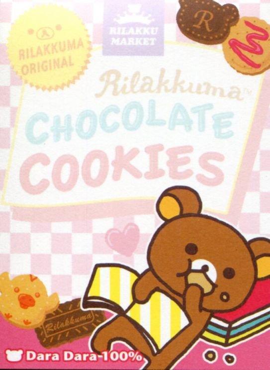 Image 1 of San-X Rilakkuma Relax Bear 2 Design Mini Memo Pad #56 (Rilakku market) (M1287)