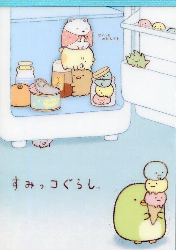 Image 0 of San-X Sumikko Gurashi 5 Design Memo Pad #4 (M1358)