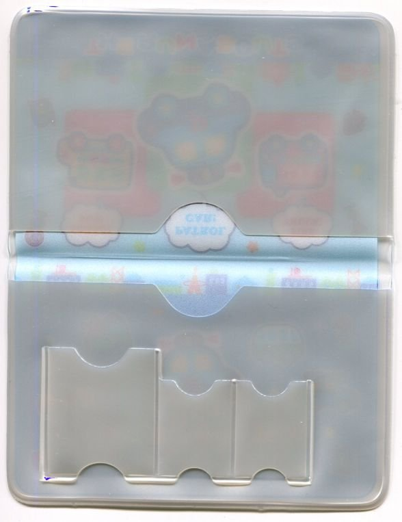 Image 2 of Sanrio The Runabouts 2 Pockets Card Case #2 (SC0394)