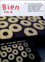 Thumbnail of Bien Handy Circle Food A4 Plastic File Folder #1