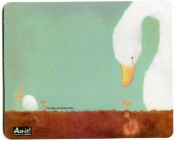 Thumbnail of Korea Anio Goose Duck Mouse Pad #1 (SU0013)