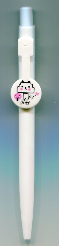 Image 0 of Korea Jetoy Choo Choo & Friend Ballpoint Pen Ballpen #6 (Dog) (SN0018)