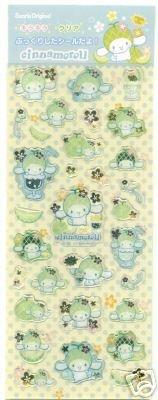 Image 0 of Sanrio Cinnamoroll Fruit Sticker Sheet #1 (I0448)