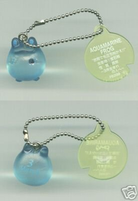 Image 0 of Japan Frog Style Birth Stone Collection Keychain #3 (K0615)