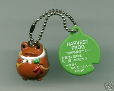 Image 0 of Japan Frog Style 2006 Autumn Collection Keychain #5 (K0406)