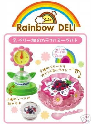 Image 0 of Re-ment Doll House Rainbow Deli Miniature #2