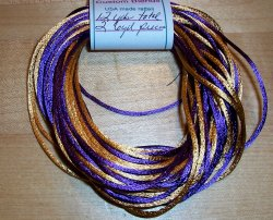 Thumbnail of Antique Gold & Purple