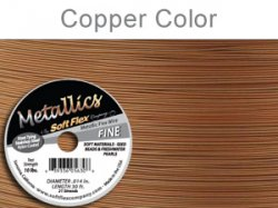Thumbnail of SoftFlex.014/30Copper - SoftFlex .014 copper wire, 21 strands - 30 feet