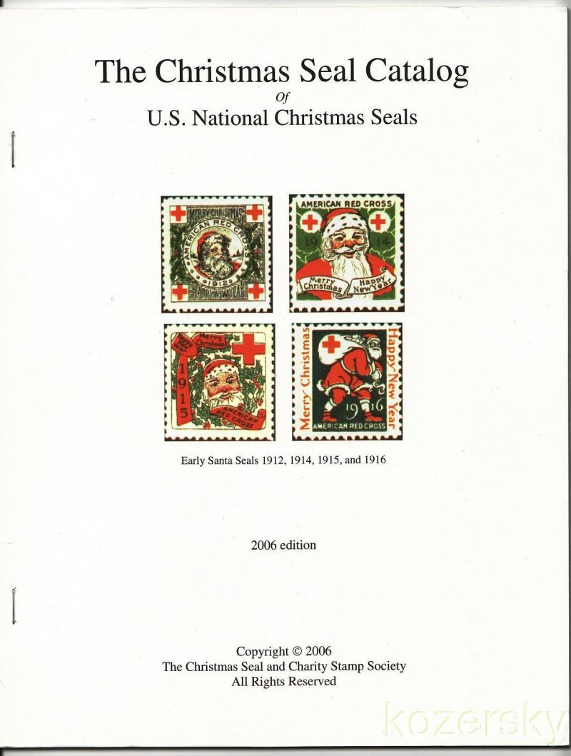the christmas seal catalog of u s national christmas. Black Bedroom Furniture Sets. Home Design Ideas