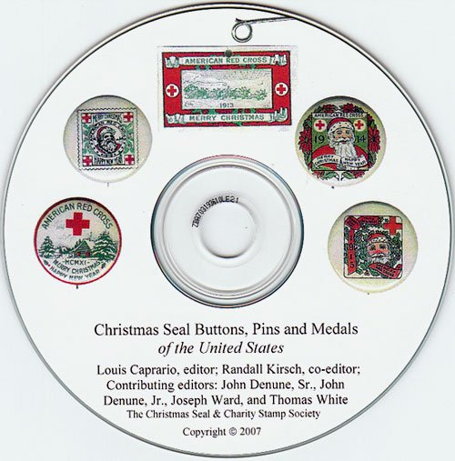U.S. Christmas Seal Buttons, Pins, & Medals, 2007 ed., CD