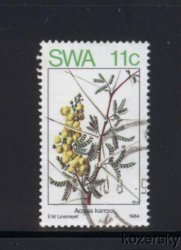 Thumbnail of SWA 532, South West Africa, Spring Flowers, NH