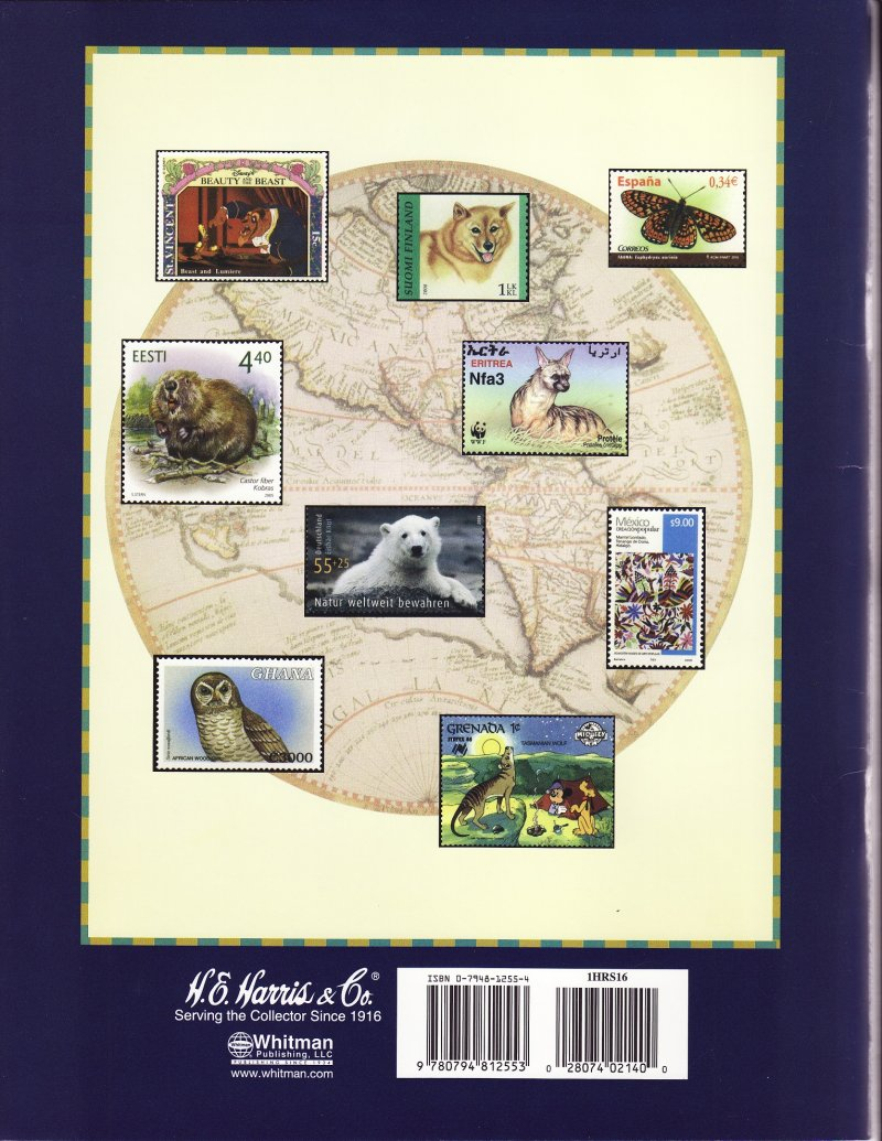 H E  Harris & Co , Explorer Worlwide Postage Stamp Collecting Kit