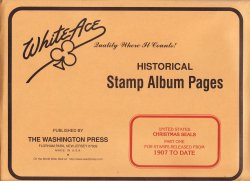 William J Kozersky, Philatelist: Stamp Album & Stamp Album Pages