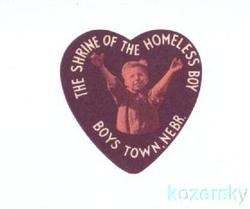 Boys Town 22.1, 1936 Boys Town Charity Seal