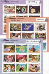 Thumbnail of Grenada 1540-45, Disney Classic Fairytales Collection, Sheets/9