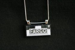 Thumbnail of Fargo - Necklace by Char Marie Flood