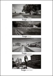 Thumbnail of Four Cities - Fargo to Fargo Cards SALE