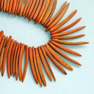 1.5 inches Orange Coco Sticks