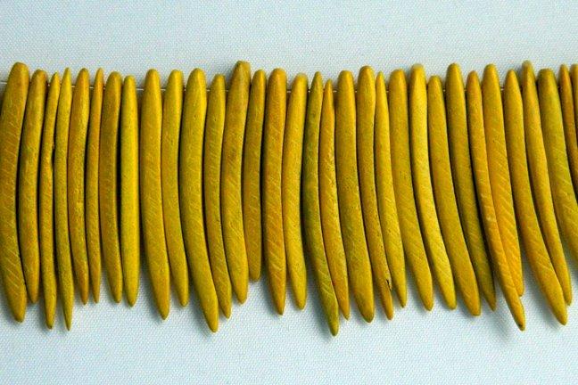 Coco Sticks, 1.5 inches, Yellow